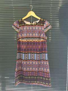 Dotti shift dress