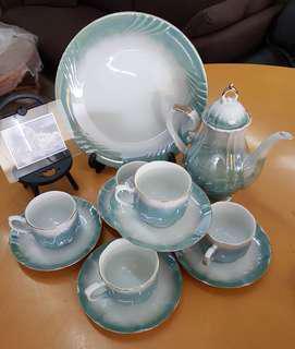 Teapot Set - 13pcs