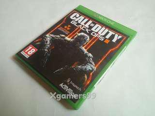 Xbox one COD Blackops 3
