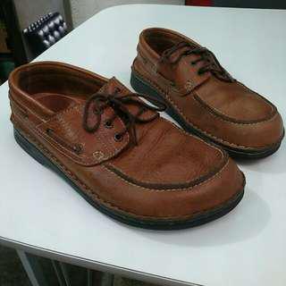 BIRKENSTOCK - Footprints Leather Shoes