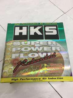 HKS air filter