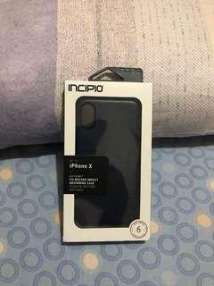 iPhone X Incipio Case - OCTANE