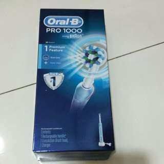 🚚 Oral B Electric Toothbrush
