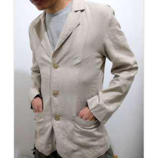 Oleg Cassini linen coat/jacket/blazer size S but can fit M