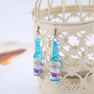 soda original whiskey earring #under9