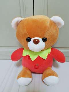 BN Bear soft toy
