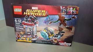 BNIB Lego 76020 Knowhere Escape Mission
