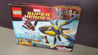 BNIB Lego 76019 Marvel Guardians of Galaxy Starblaster Showdown