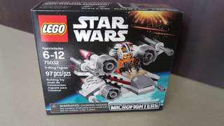 BNIB Lego 75032 Microfighters X-wing