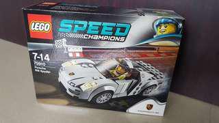 BNIB Lego 75910 Porsche 918 Spyder