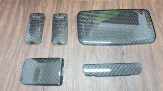 Toyota hiace tinted cabin lamp cover