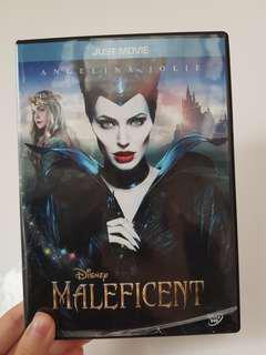 Maleficient Movie DVD