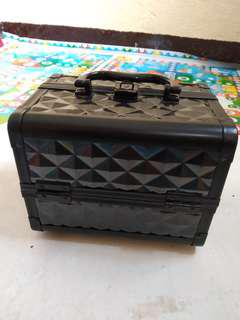 Makeup train case small