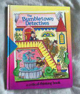Bumbletown Detectives
