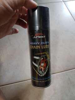Chain Lube Apido heavy duty chain Lube