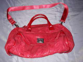 Girbaud Red Bag