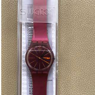 (REDUCED) NEW MGAG Celebrity Swatch Watch