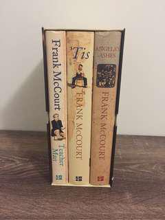 Frank McCourt Books