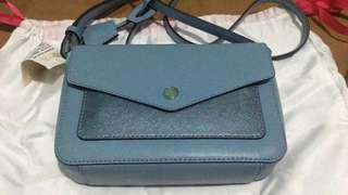 Michael Kors SM Flap Crossbody leather