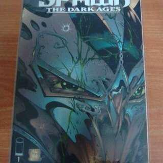 Spawn the Dark Ages issue no.1