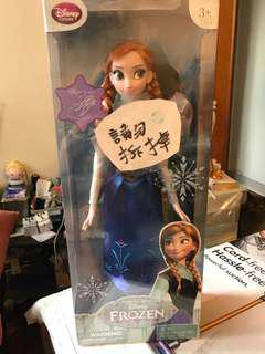 Disney Elsa singing doll
