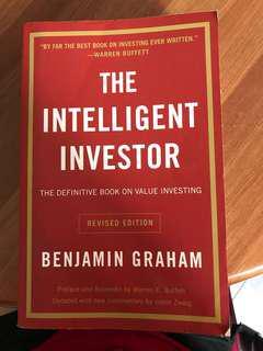 🚚 Intelligent investor