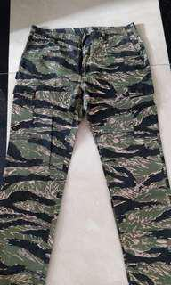 Bounty Hunter Wtaps Carhartt Washed Cargo Pants