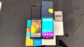 LG G4(32GB) and LG Nexus 5(32GB) Bundle