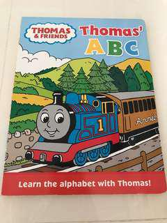 Preloved Thomas and Friends ABC Book