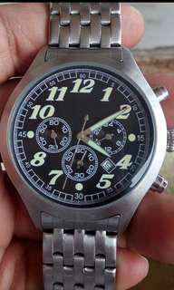 Chronograph Military Unbranded