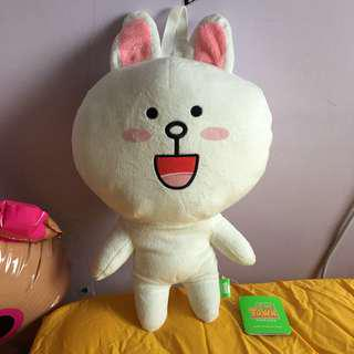 Line friends Cony 兔兔