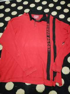 Vintage Guess Sport polo