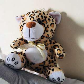 Tiger mini stuffed toy