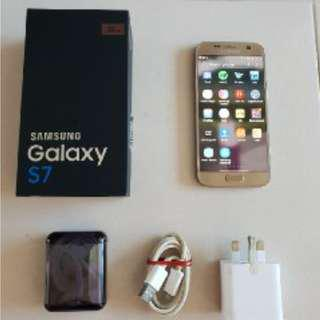 S7 Gold telco set M1