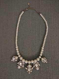 珠珠閃石頸鏈