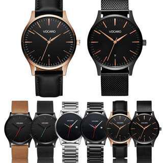 VOCARO | The Minimalist Classic Watch