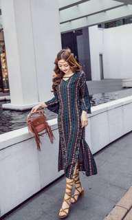 🚚 Bohemian dress