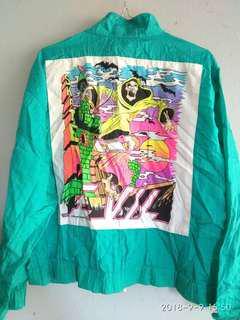 Jacket Parasit