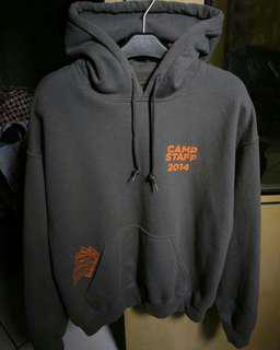 Camp staff 2014 hoodie