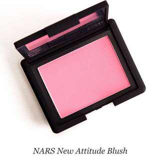 4.8g NARS blash new Attitude Cherry Blossom Pink