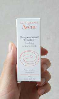 Avene Soothing Moisture Mask 5mL