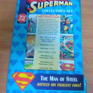 Superman Collector's Set