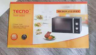 Microwave oven - NEW