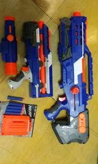 Nerf Gun長短兩用槍