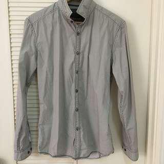 ESPRIT Slim Fit Long Sleeve Shirt