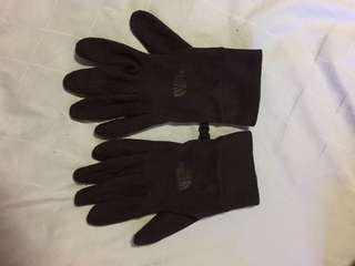 North face glove