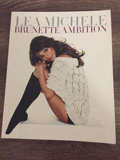 Lea Michelle Brunette Ambition