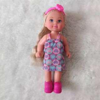 Barbie Doll toddle size
