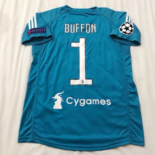online store 2805e 19d0d 17/18 Juventus Goalkeeper kit