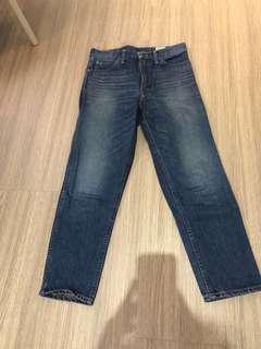 🚚 Beams 日本製 牛仔褲 xs